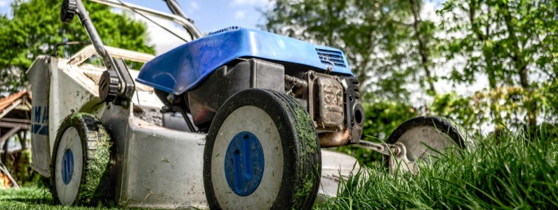 Choosing the right lawnmower
